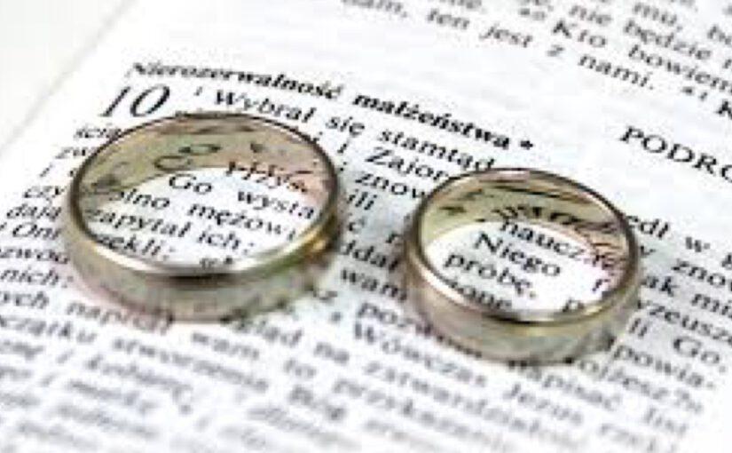 Rekolekcje – Szczęśliwe Małżeństwo