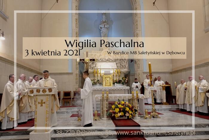 WIGILIA PASCHALNA – fotorelacja
